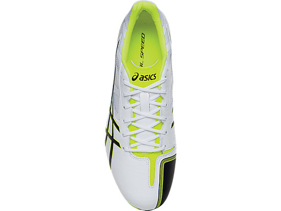 GEL-Lethal Speed White/Black/Flash Yellow 23
