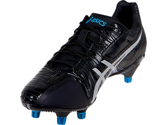 GEL-Lethal Speed Black/Silver/Deep Blue 11