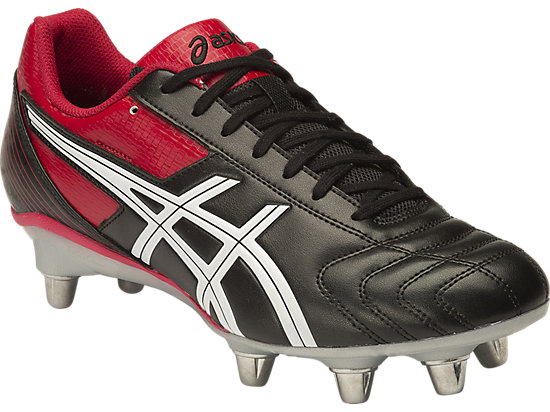 Lethal Tackle Black / Racing Red / White 3