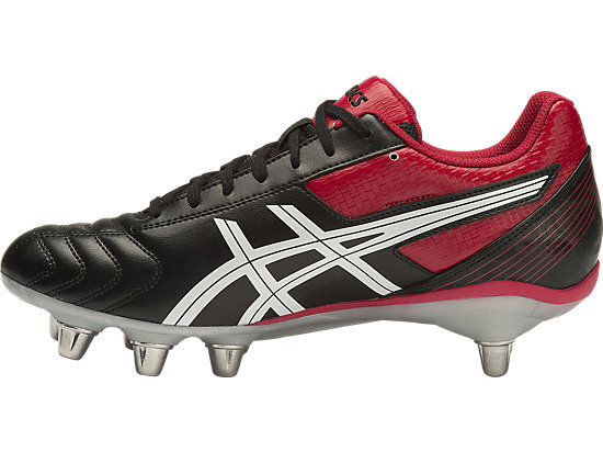 Lethal Tackle Black / Racing Red / White 11