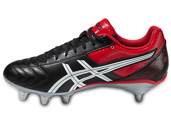 LETHAL TACKLE BLACK/RED 11