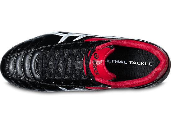 LETHAL TACKLE BLACK/RED 19