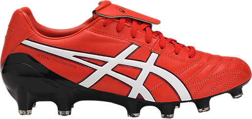 e169a7c9813e LETHAL TESTIMONIAL 4 IT | Men | Vermillion/White/Black | ASICS Australia