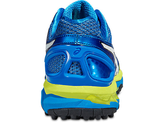 GEL-LETHALBURNER ELECTRIC BLUE/WHITE/FLASH YELLOW 23