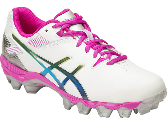 GEL Lethal Touch Pro 6 White / Pink Glow / Silver 3