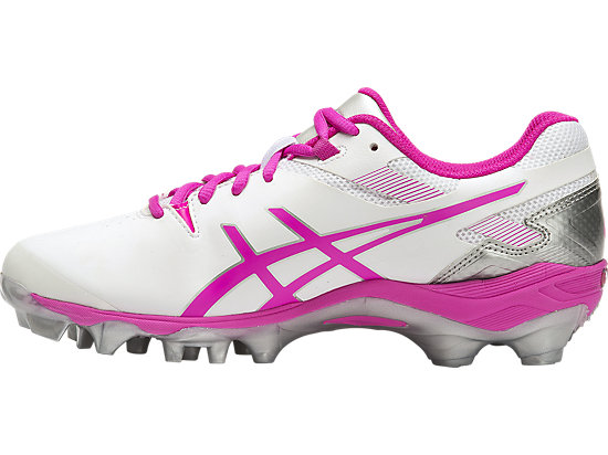 GEL Lethal Touch Pro 6 White / Pink Glow / Silver 11