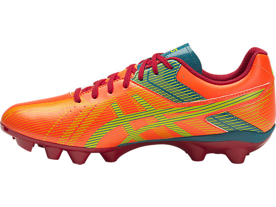 Lethal Speed RS Hot Orange / Lime / Ocean Depth 11