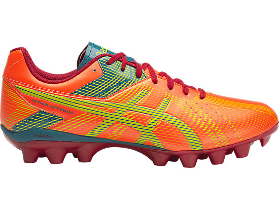 Lethal Speed RS Hot Orange / Lime / Ocean Depth 15