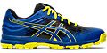 ASICS BLUE/BLACK
