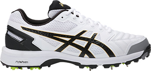 GEL-300 NOT OUT WHITE/BLACK/RICH GOLD 3 RT