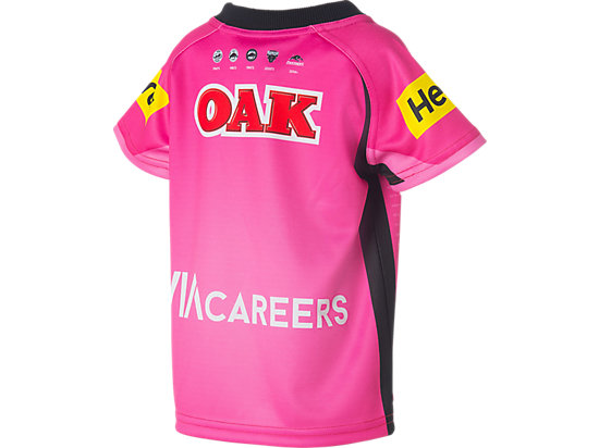 Penrith Panthers Replica Away Jersey - Infants PINK 11