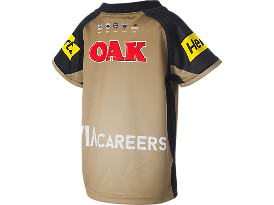 Penrith Panthers Replica Alternate Jersey - Infants GOLD 11