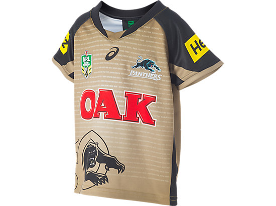 Penrith Panthers Replica Alternate Jersey - Infants GOLD 3