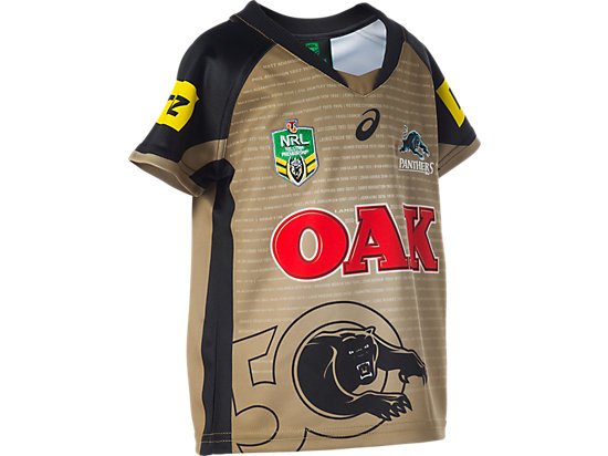 Penrith Panthers Replica Alternate Jersey - Infants GOLD 7