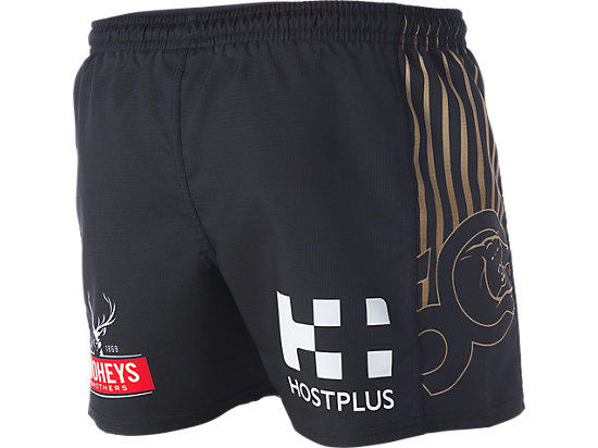 Penrith Panthers Replica Main Shorts BLACK 11