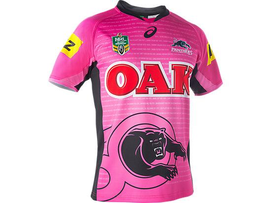 Penrith Panthers Replica Away Jersey Pink 7