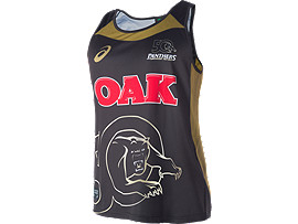 Penrith Panthers Training Singlet