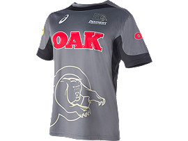 Penrith Panthers Training Tee - Grey