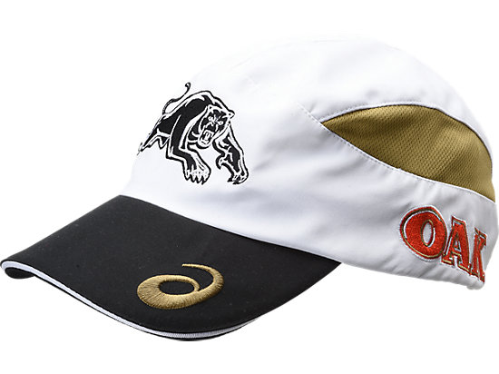 Penrith Panthers Training Cap White / Olympian blue 3