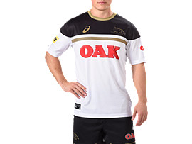 PENRITH PANTHERS TRAINING TEE - ALTERNATE