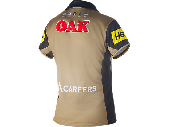 Penrith Panthers Replica Alternate Jersey - Womens GOLD 7