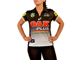 PENRITH PANTHERS REPLICA MAIN JERSEY - WOMEN'S