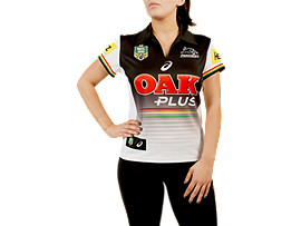 PENRITH PANTHERS REPLICA AWAY JERSEY - WOMEN'S