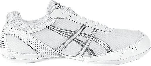 GEL-Ultralyte Cheer White/Silver 3 RT