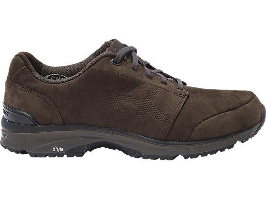 asics brown walking shoes