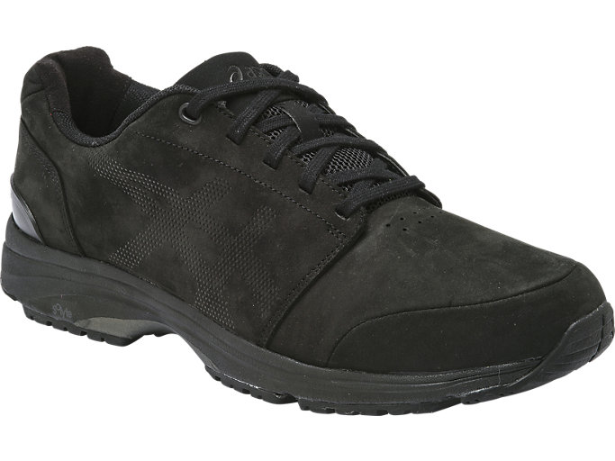 Front Right view of GEL-ODYSSEY WR, BLACK/BLACK