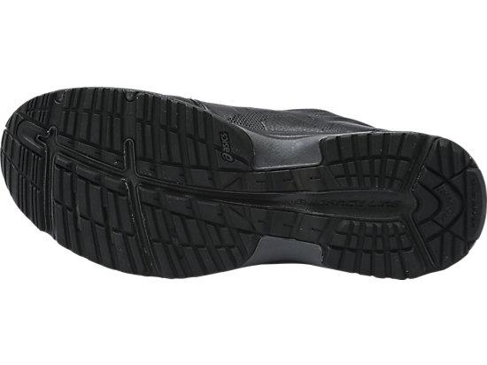 GEL-Odyssey Leather (2E) BLACK/BLACK/RED 7