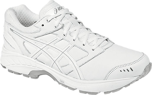 GEL-Foundation Walker 3 White/Silver 3 FR