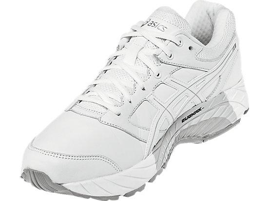 GEL-Foundation Walker 3 (4E) White/Silver 7