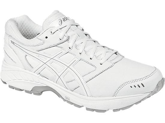GEL-Foundation Walker 3 (4E) White/Silver 3