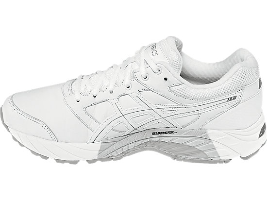 GEL-Foundation Walker 3 (4E) White/Silver 11