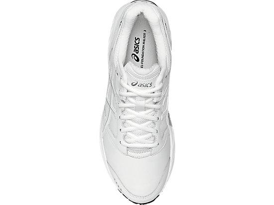 GEL-Foundation Walker 3 (4E) White/Silver 19