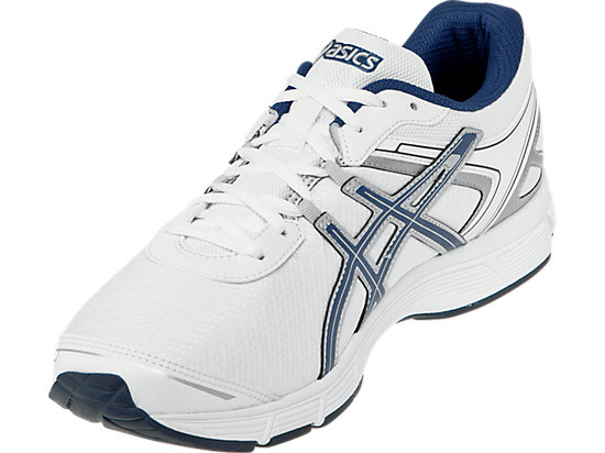 GEL-Quickwalk 2 White/Navy/Silver 7
