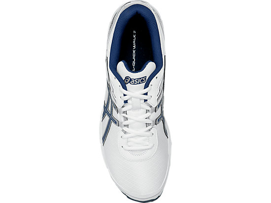 GEL-Quickwalk 2 White/Navy/Silver 19