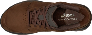 asics brown walking shoes que es