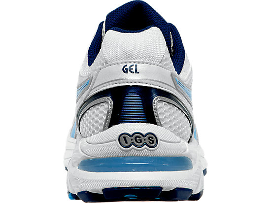 GEL-Tech Walker Neo 4 White/Periwinkle/Ink 23