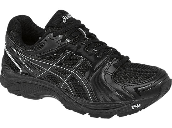 GEL-Tech Walker Neo 4 Black/Black/Silver 3