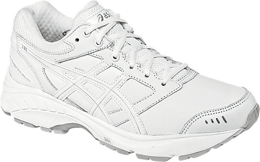 GEL-Foundation Walker 3 White/Silver 3 FR
