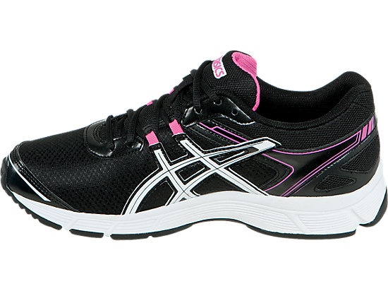 GEL-Quickwalk 2 Black/White/Pink 15