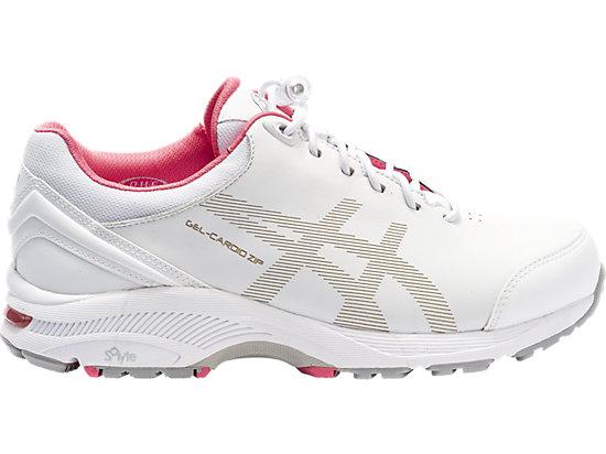 GEL-Cardio Zip 3 White / White / Black 15