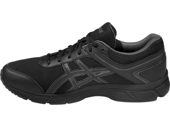 GEL-MISSION BLACK/ONYX/CHARCOAL 11