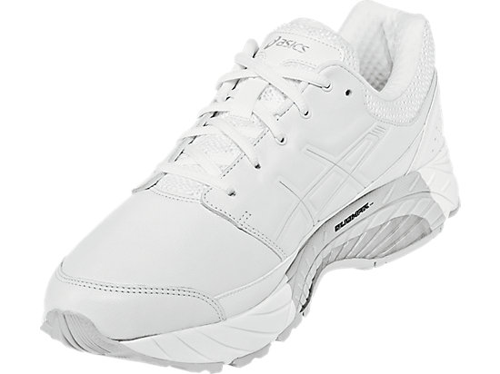GEL-Foundation Workplace (4E) White/Silver 7
