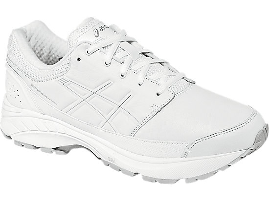 GEL-Foundation Workplace (4E) White/Silver 3