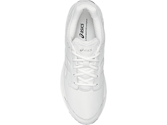 GEL-Foundation Workplace (4E) White/Silver 19