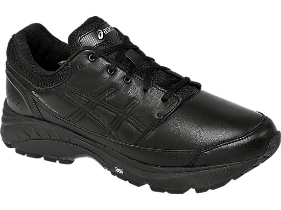 GEL-Foundation Workplace (4E) Black/Onyx/Silver 3