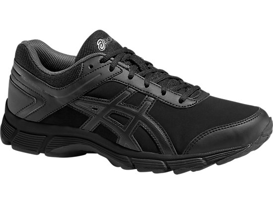GEL-MISSION BLACK/ONYX 3